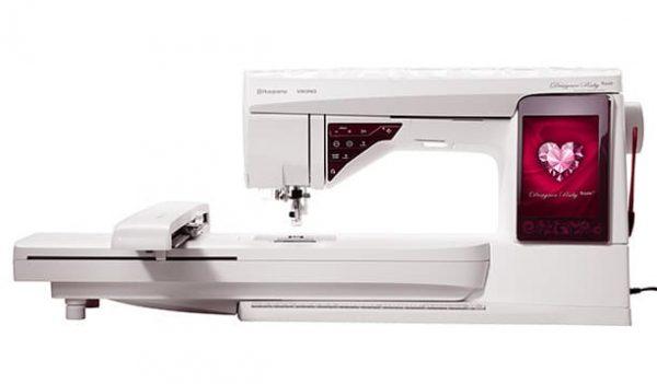 Швейная машина Husqvarna Designer Ruby Royale