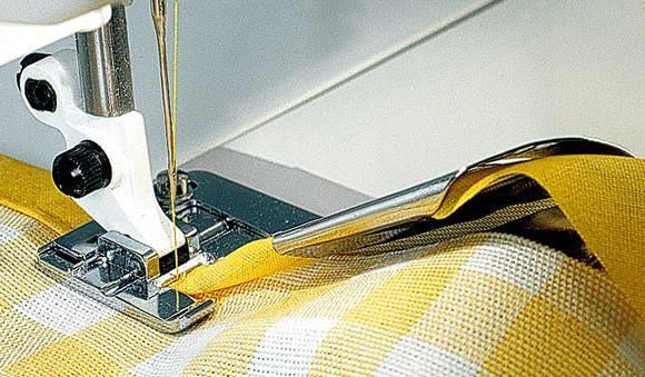Лапка Husqvarna для окантовки косой бейкой 12 мм