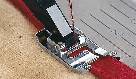 Лапка Husqvarna для вшивания канта