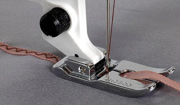Лапка Husqvarna для притачивания шнура