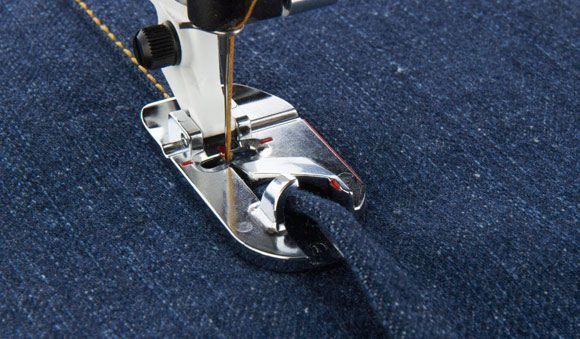 Лапка Husqvarna для запошивочного шва 9 мм